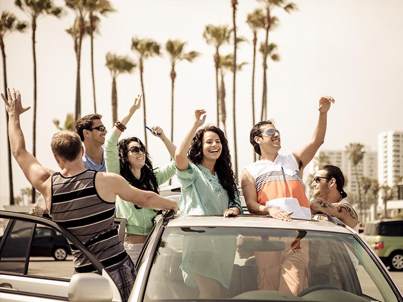 Незабываемый отпуск с друзьями от Muchosol
