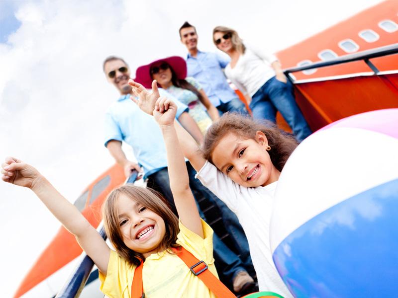 Семейный отдых в Испании с Muchosol