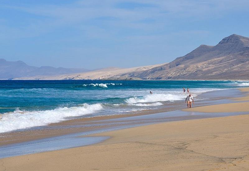 Нудистские пляжи на Канарах